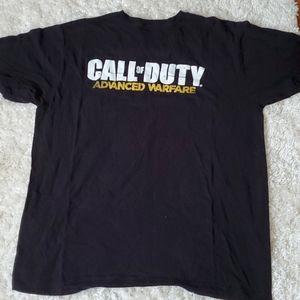 Call of Duty Advanced Warfare t shirt